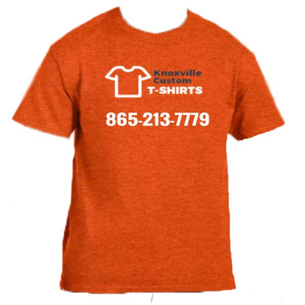 Custom t shirts knoxville tn screen printing embroidery